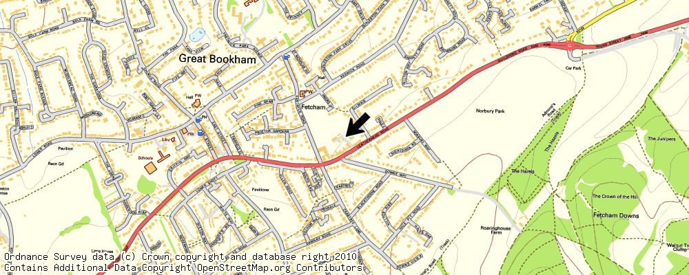 Property Location Map